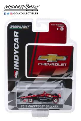 Chevrolet  - 2019 red - 1:64 - GreenLight - 10839 - gl10839 | Tom's Modelauto's