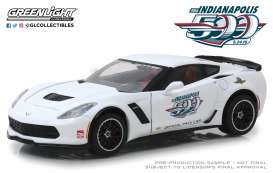 Chevrolet  - Corvette  2015  - 1:24 - GreenLight - 18252 - gl18252 | Tom's Modelauto's