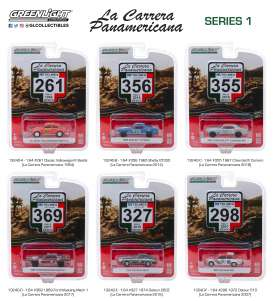 Assortment/ Mix  - various - 1:64 - GreenLight - 13240 - gl13240 | Tom's Modelauto's