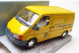 Ford  - Transit *DBP Post* yellow - 1:35 - Schabak - post - schabakTransitpost | Tom's Modelauto's