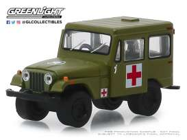 Jeep  - CJ-5 1976  - 1:64 - GreenLight - 30051 - gl30051 | Tom's Modelauto's