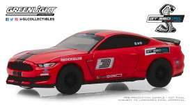 Ford  - Mustang 2016 red - 1:64 - GreenLight - 30053 - gl30053 | Tom's Modelauto's