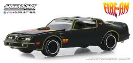 Pontiac  - Firebird 1977  - 1:64 - GreenLight - 30059 - gl30059 | Tom's Modelauto's