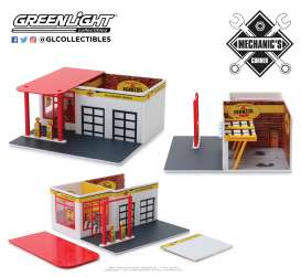 diorama Accessoires - various - 1:64 - GreenLight - 57052 - gl57052 | Tom's Modelauto's