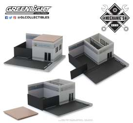 diorama Accessoires - various - 1:64 - GreenLight - 57053 - gl57053 | Tom's Modelauto's