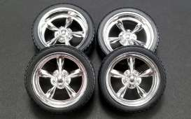 Rims & tires Wheels & tires - 1:18 - GMP - GMP18937 - gmp18937 | Tom's Modelauto's
