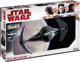 Star Wars  - 1:257 - Revell - Germany - 03612 - revell03612 | Toms Modelautos