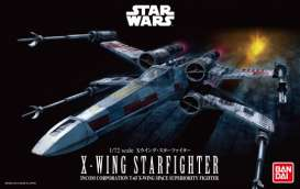 Star Wars  - X-wing Fighter  - 1:72 - Revell - Germany - 01200 - revell01200 | Tom's Modelauto's