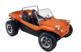 Buggy  - Manx 1968 orange - 1:18 - Solido - 1802702 - soli1802702 | Tom's Modelauto's