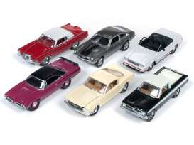Assortment/ Mix  - various - 1:64 - Johnny Lightning - CG019B - JLCG019B | Tom's Modelauto's