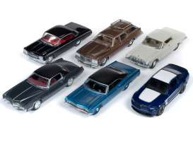 Assortment/ Mix  - various - 1:64 - Auto World - 64212A - AW64212A | Tom's Modelauto's