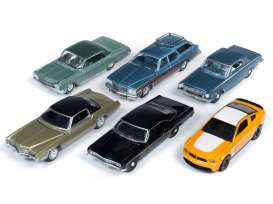 Assortment/ Mix  - various - 1:64 - Auto World - 64212B - AW64212B | Tom's Modelauto's