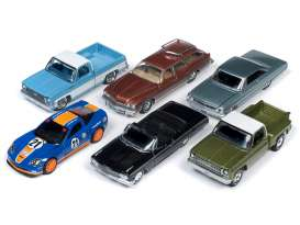Assortment/ Mix  - various - 1:64 - Auto World - 64222B - AW64222B | Tom's Modelauto's