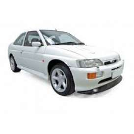 Ford  - Escort Cosworth 1992 white  - 1:18 - Norev - 182776 - nor182776 | Tom's Modelauto's