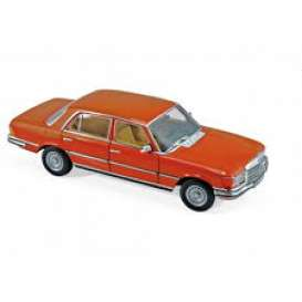 Mercedes Benz  - 450 SEL 6.9 1976 orange - 1:18 - Norev - 183459 - nor183459 | Tom's Modelauto's
