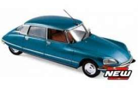 Citroen  - DS 23 Pallas 1974 blue - 1:43 - Norev - 158067 - nor158067 | Tom's Modelauto's