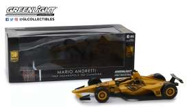Honda  - 2019 yellow/black - 1:18 - GreenLight - 11069 - gl11069 | Tom's Modelauto's