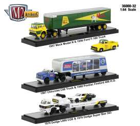 Assortment/ Mix  - Various - 1:64 - M2 Machines - 36000-31 - m2-36000-32 | Tom's Modelauto's
