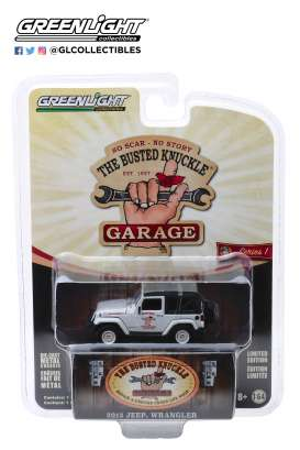 Jeep  - Wrangler 2012  - 1:64 - GreenLight - 39010E - gl39010E | Tom's Modelauto's