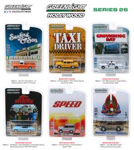 Assortment/ Mix  - various - 1:64 - GreenLight - 44860 - gl44860 | Toms Modelautos