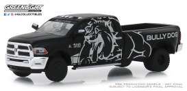 Ram  - 3500 2018 black/grey - 1:64 - GreenLight - 46010E - gl46010E | Tom's Modelauto's