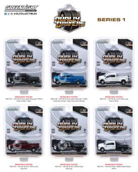 Assortment/ Mix  - various - 1:64 - GreenLight - 46010 - gl46010 | Tom's Modelauto's
