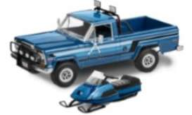 Jeep  - Honcho *Ice patrol* 1980  - 1:25 - Revell - US - 7224 - revell7224 | Toms Modelautos