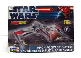 Star Wars  - ARC-170 Starfighter  - Revell - US - 01855 - revell1855 | Tom's Modelauto's