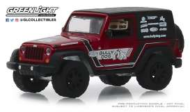 Jeep  - Wrangler 2012 red - 1:64 - GreenLight - 30086 - gl30086 | Tom's Modelauto's