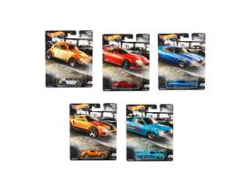 Assortment/ Mix  - various - 1:64 - Hotwheels - FPY86-956M - hwmvFPY86-956M | Toms Modelautos