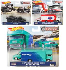 Assortment/ Mix  - various - 1:64 - Hotwheels - mvFLF56-965D - hwmvFLF56-965D | Tom's Modelauto's