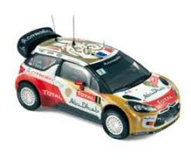 Citroen  - DS3 2013 white/gold/red - 1:43 - Magazine Models - RADS3no1-2013 - MagRADS3no1-2013 | Toms Modelautos