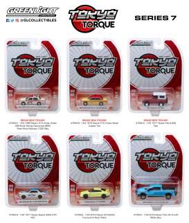 Assortment/ Mix  - various - 1:64 - GreenLight - 47050 - gl47050 | Tom's Modelauto's