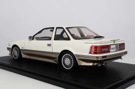 Toyota  - Soarer  white/silver - 1:18 - Ignition - IG1327 - IG1327 | Tom's Modelauto's