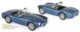 AC  - Cobra 289 1963 blue metallic - 1:18 - Norev - 182753 - nor182753 | Tom's Modelauto's