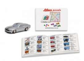Ford Catalogue - Mustang grey - 1:90 - Schuco - 6074 - schuco6074 | Toms Modelautos