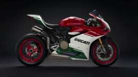 Ducati  - 1299 Panigale 2016 red/white/green - 1:4 - Pocher - HK117 - PocherHK117 | Toms Modelautos