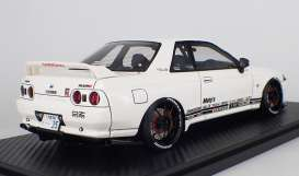 Nissan  - GT-R white - 1:18 - Ignition - IG1520 - IG1520 | Tom's Modelauto's