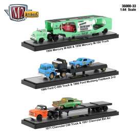 Assortment/ Mix  - Various - 1:64 - M2 Machines - 36000-33 - m2-36000-33 | Tom's Modelauto's
