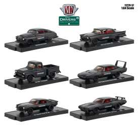 Assortment/ Mix  - black pearl - 1:64 - M2 Machines - 11228-57 - M2-11228-57 | Tom's Modelauto's