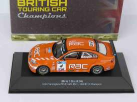 BMW  - 320si 2009 orange - 1:43 - Magazine Models - 4672108 - magBT4672108 | Tom's Modelauto's