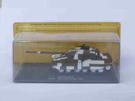 Military Vehicles Chief - Chieftain Mk.V  army/white - 1:72 - Magazine Models - TAchief - magTAchief | Tom's Modelauto's