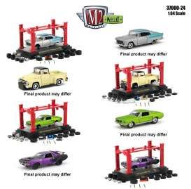 Assortment/ Mix  - various - 1:64 - M2 Machines - 37000-24 - M2-37000-24 | Tom's Modelauto's