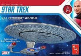Star Trek  - U.S.S. Enterprise  - 1:2500 - AMT - s1126 - amts1126 | Tom's Modelauto's