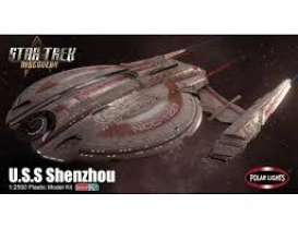 Star Trek  - USS Shenzhou  - 1:2500 - Polar Lights - 0967 - plls0967 | Toms Modelautos