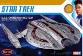 Star Trek  - USS Shenzhou  - 1:2500 - Polar Lights - 0967 - plls0967 | Tom's Modelauto's