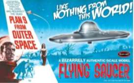 Space  - Flying Saucer  - 1:48 - Polar Lights - 0970 - plls0970 | Tom's Modelauto's