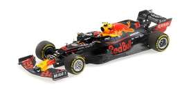 Aston Martin Red Bull Racing  - RB15 2019 blue/red/yellow - 1:43 - Minichamps - 410190010 - mc410190010 | Toms Modelautos