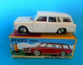 Simca  - 1500 Break white - 1:43 - Magazine Models - 2267004 - magDT2267004 | Tom's Modelauto's