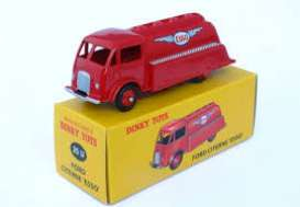 Ford  - Citerne red - 1:43 - Magazine Models - 2576014 - magDT2576014 | Tom's Modelauto's